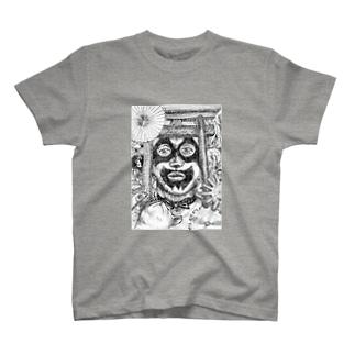 マスクマン T-shirts