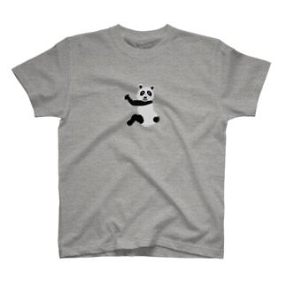 パンダマーク T-shirts