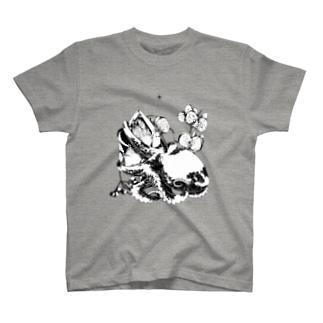 タコと水晶とヤマノイモ T-shirts