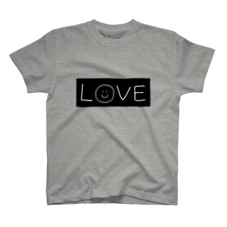 L☺VE T-shirts