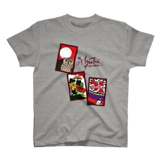 はなとり花見&月見酒 T-shirts