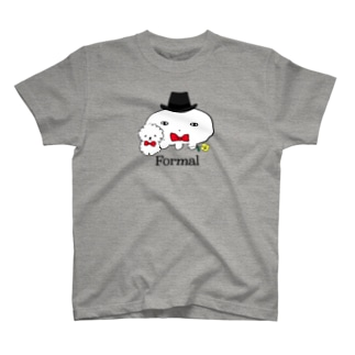 フォーマルなくらげ T-shirts