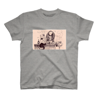 葉守 碧の彼と同じものを T-shirts