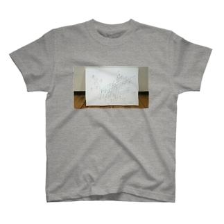 くぎ T-shirts