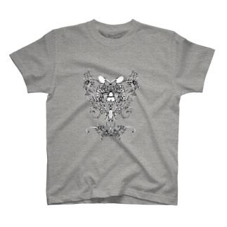 土偶ちゃん T-shirts