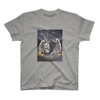 A Pair of wings T-shirts