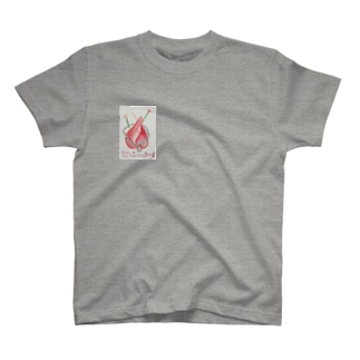 Flowers on my scorching strength T-shirts