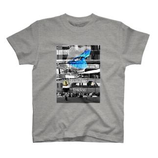 【リッピン・ブルーを探してる】 T-shirts