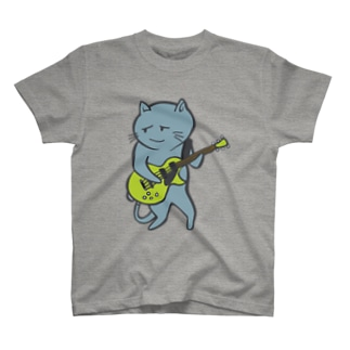 necoguitar-color T-shirts