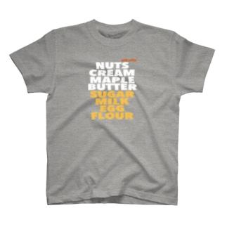 PANCAKE* T-shirts