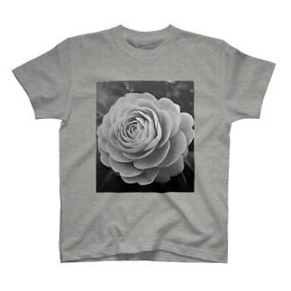 ブラックローズ T-shirts