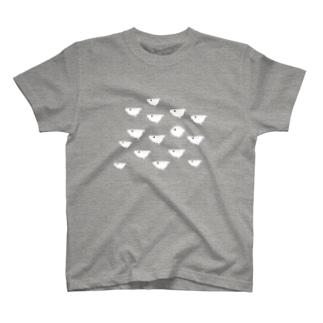 フグとハリセンボン T-shirts