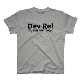 大きなマークでオンライン映えするTシャツ T-shirts