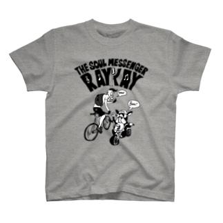 ソウルメッセンジャーれいけい T-shirts
