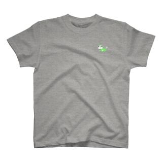 アザキュウ スタンダード T-shirts