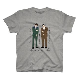 zakkaYOSHIMOTO ミキ T-shirts