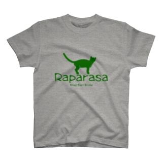 Raparasa Logo T-shirts