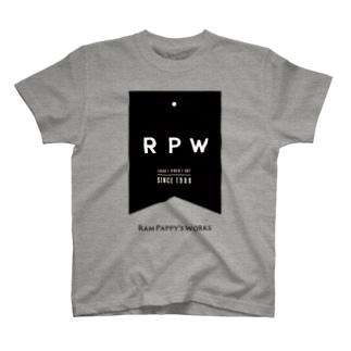 RPW BLM&LGBT  T-shirts