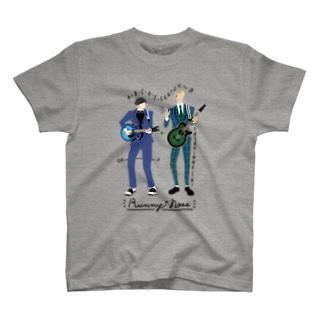 zakkaYOSHIMOTO ラニーノーズ T-shirts