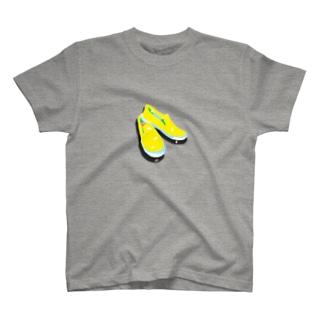 綿100% T-Shirt