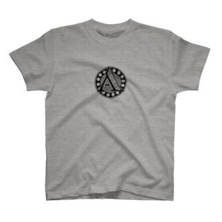 Aあ_mono_nobase T-shirts