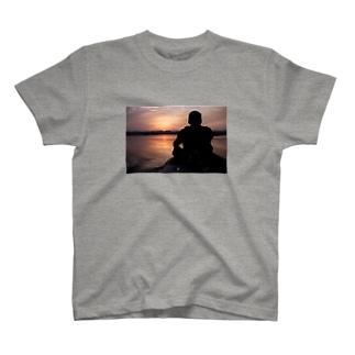 またいつの日か。 T-shirts