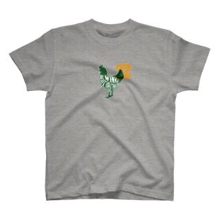 鶏肉 T-shirts
