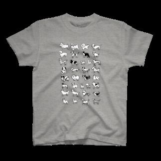 OW STOREのドッグズ T-shirts