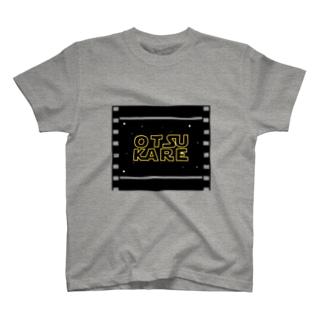 MOVIE FILM (OTSUKARE) T-shirts