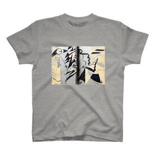『エポック』 第4號(1923年1月)玉村善之助 カバーデザイン T-shirts