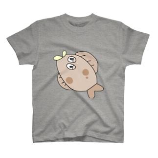 ひらめくん🐟 T-shirts