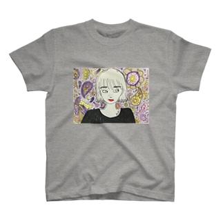 paisley T-shirts