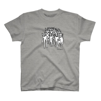 ねこざんまい T-shirts