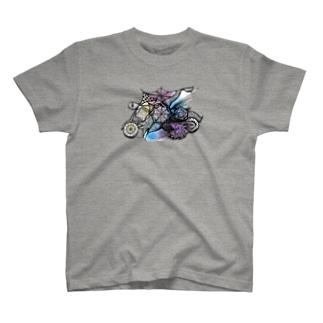 airuhinaのB T-shirts