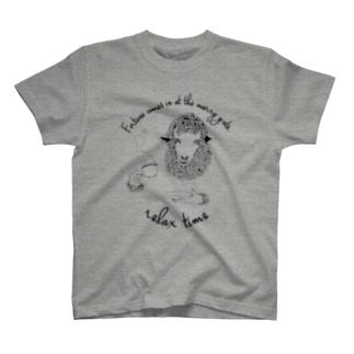 アリヒラのリラックス T-shirts