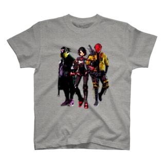 蓬莱軒のテーサツ T-shirts
