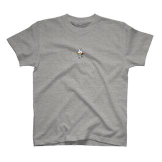 ドット絵のウー T-shirts