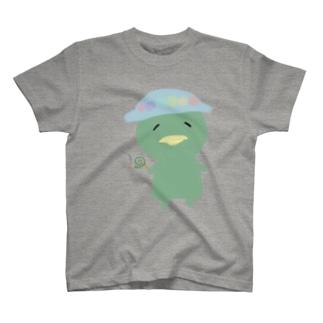 夏の河童 T-shirts