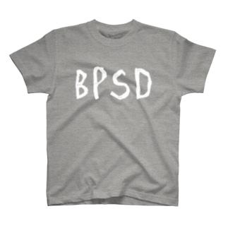 BPSDロゴTEE 002B T-Shirt