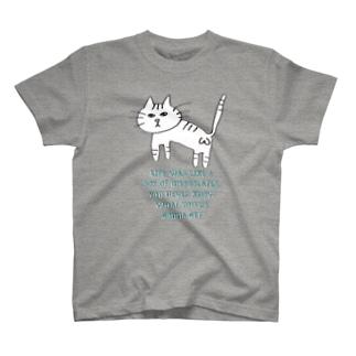 トラさんイラストシリーズ T-shirts