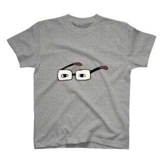 目めがね T-shirts