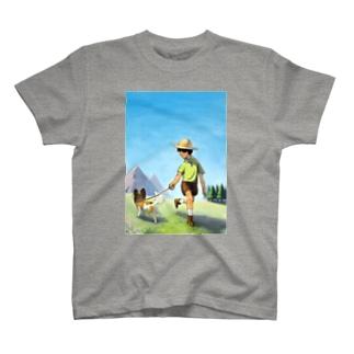 僕ときょうだい T-shirts