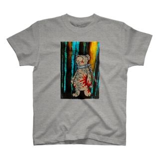 脱走のあと T-shirts