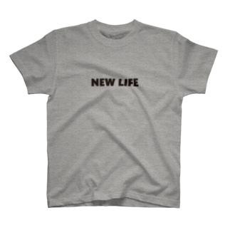 NEW LIFE T-shirts