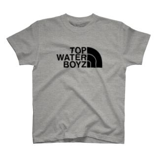 TOP WATER BOYZ T-shirts