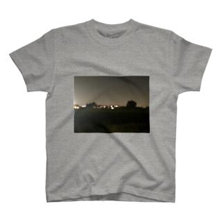 東京の街 T-shirts