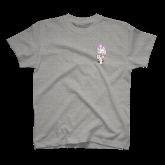 イラスト解剖学教室のおかんの大腿四頭筋 T-shirts