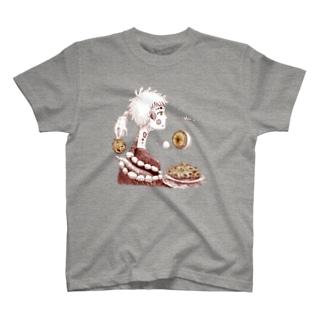 チョコチップ T-shirts