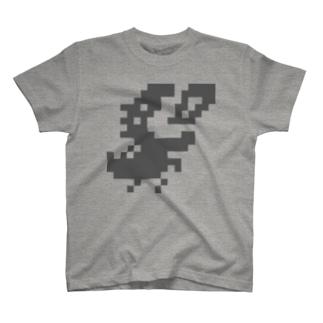 ドット絵モンスター -02 T-Shirt