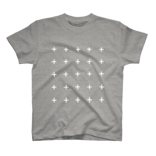 Comic Line - 5 (White) T-shirts